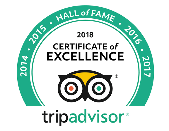 2018-tripadvisor-hall-of-fame-winner-for-8-years-in-a-row-tripadvisor-certificate-of-excellence
